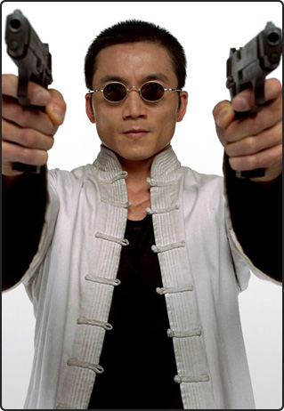 Collin Chou look alike Matrix Reloaded jacket for Martial Arts