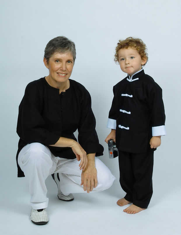 Kids Tai Chi uniforms by Tai Chi Tranquility