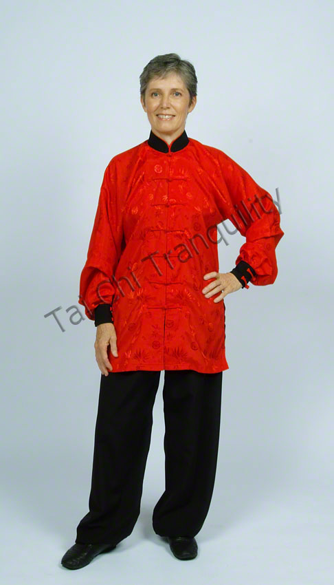 Tai Chi Uniform Standard Competition