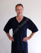 Simple V Tai Chi Top Short Sleeves from $34