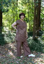 Tai Chi Wrap Suit from $70
