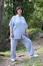 Simply Tai Chi Zip Short Sleeves and 3/4 Length from $70