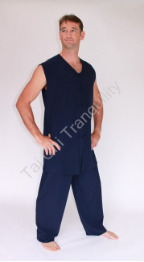 Mens Summer Ease Suit V neck from $65