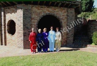 Satin Tai Chi Clothing by Tai Chi Tranquility