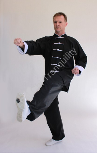 Kung Fu Uniform by Tai Chi Tranquility