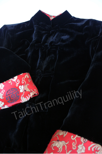 Velvet Tai Chi clothing by Tai Chi Tranquility