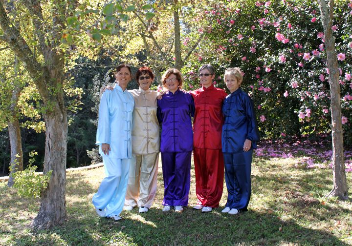 Tai Chi Uniforms by Tai Chi tranquility