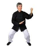 Casual Martial Arts Jacket from $35
