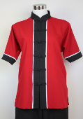 Casual Martial Arts Jacket with trim options from $39