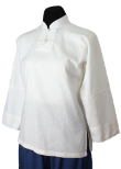 Casual Tai Chi Shirt Mandarin Collar from $35