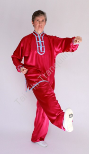 Contemporary Sword Womens Tai Chi Uniform from $75