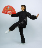 Easy Traditional Tai Chi Uniform with elastic wrists from $75
