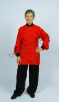 Standard Tai Chi Uniform in Hoi An Silk $145