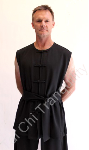 Men's Summer Tai Chi Top Round Neck from $40