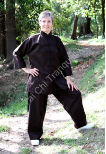 Tai Chi Uniform with 3/4 length sleeves from $75