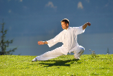 3/4 Length Sleeve Tai Chi Uniform from $65 on Special